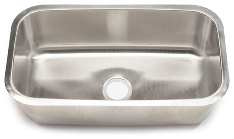 extra large kitchen sinks clark stainless steel extra large single bowl undermount
