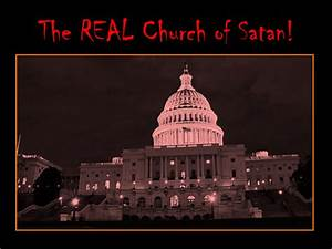 The REAL Church of Satan! by IAmTheUnison on DeviantArt