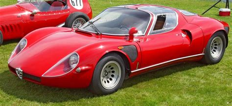 Alfa Romeo 33 Stradale For Sale by The Alfa Romeo 33 Stradale Was The Most Expensive