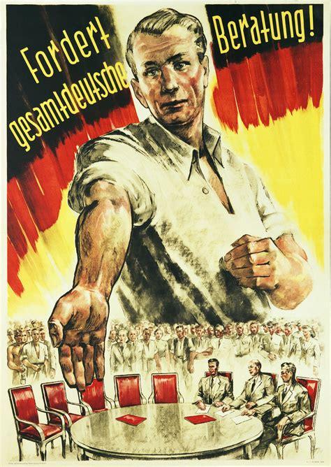 lemo objekt plakat fordert gesamtdeutsche beratung