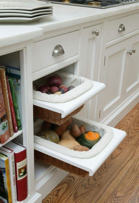 kitchen vegetable storage 48 kitchen storage hacks and solutions for your home 3434