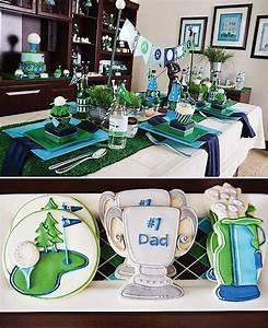 Kara's Party Ideas Father's Day Golf Par-Tee | Kara's ...