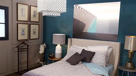 deco chambre bleue deco chambre bleu petrole visuel 1