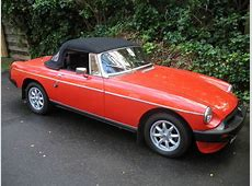 1976 MGB Roadster For Sale Car And Classic