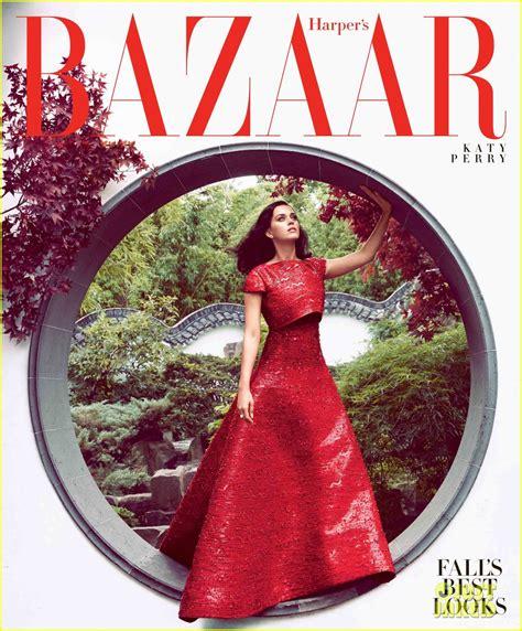Katy Perry To 'harper's Bazaar'