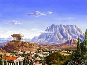 Seasons of Learning: Stairway to Mount Olympus