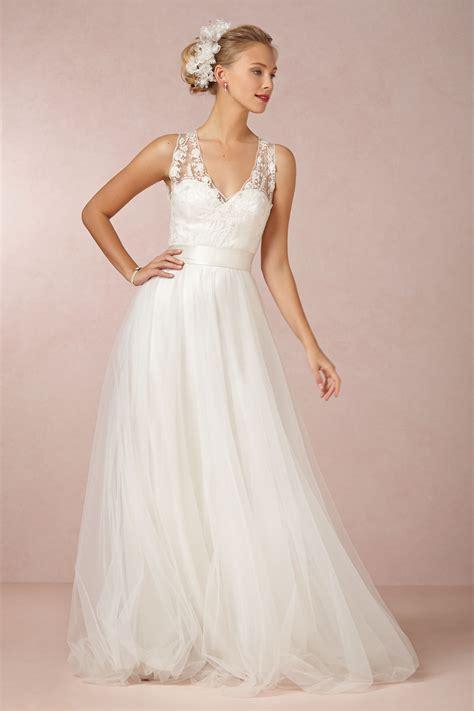 Bhldn Onyx In Ivory Catherine Deane Size 2 Wedding Dress