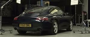 Caved in Porsche 996 Roof Gets Amazing Paintless Repair