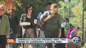 America's college promise: First two years of community ...