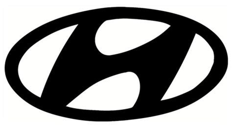 logo hyundai hyundai logo about meaning history and new changes in