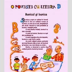 "Clasa NoastrĂ Povestea Literei "" B"