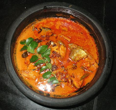 curry cuisine malabar matthi curry