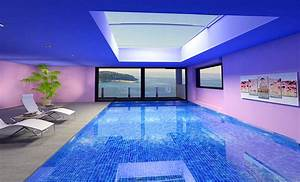 Moderne Luxusvilla Innen emphit