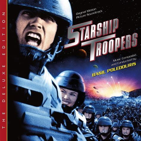 basil poledouris starship troopers  varese cd
