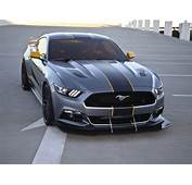 2015 Ford Mustang Lockheed Martin F 35 Lightning II  Top