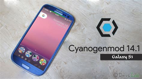 How To Install Cyanogenmod 14.1 (7.1) In Galaxy S3 (i9300