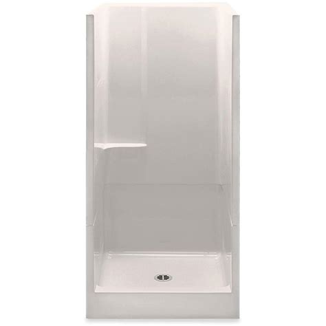 36 Shower Stall - aquatic remodeline 36 in x 36 in x 72 in 2 shower