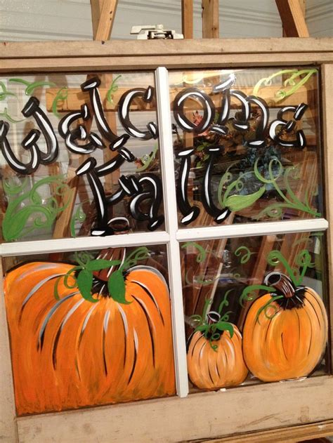 Fenster Bemalen Herbst by 25 Best Ideas About Windows Painted On