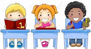 Clip Art Children Reading – 101 Clip Art