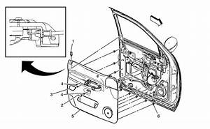 Diagrams To Remove 2006 Gmc Sierra 3500hd Driver Door Panel