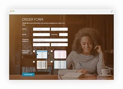 Form Order 123formbuilder Website Example Background Create