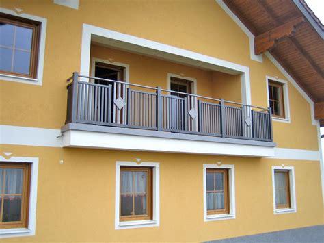 balkongeländer aluminium pulverbeschichtet balkongel 228 nder modell amsterdam
