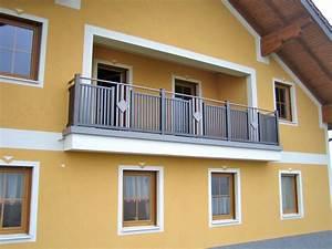 Balkongeländer Glas Anthrazit : balkongel nder modell amsterdam ~ Michelbontemps.com Haus und Dekorationen