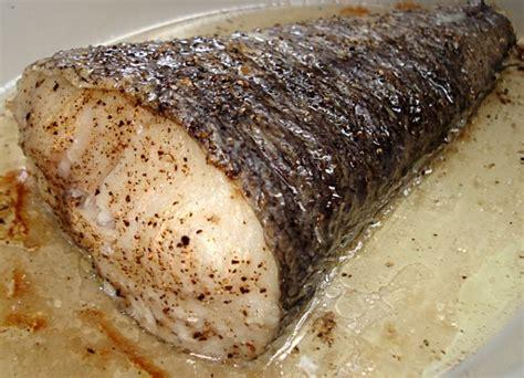 cuisiner du colin temps de cuisson de qq poissons et crustaces 2eme