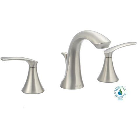 moen darcy   widespread  handle high arc bathroom