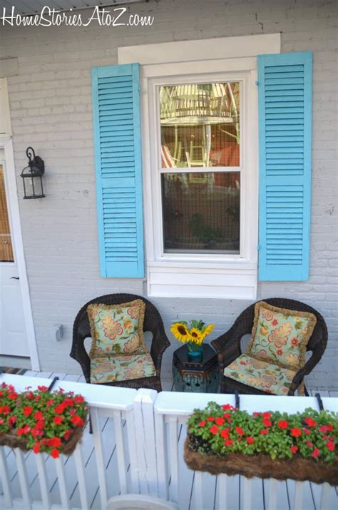 porch gifts back porch reveal and lowes 100 gift card giveaway lowescreator home stories a to z