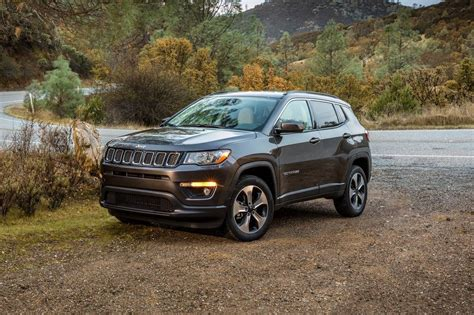 2018 Jeep Compass Interior Hd Wallpaper  Best Car Release