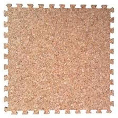 Cork Floor Mat Set for Baby Playroom
