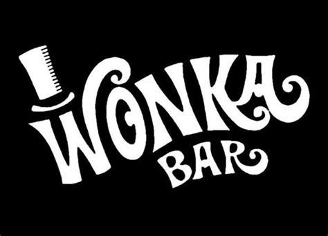 wonka bar silhouettecricut pinterest logos