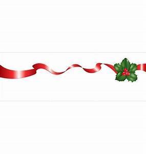 16 Christmas Ribbon Vector Images - Pink Ribbon Bow Clip ...