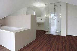Boden Für Badezimmer : vinylboden im badezimmer geht das blog ~ Markanthonyermac.com Haus und Dekorationen