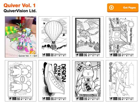 images  augmented reality coloring sheets  pinterest dovers coloring pages