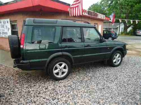 Buy Used 1999 Land Rover Discovery Series Ii Parts Car