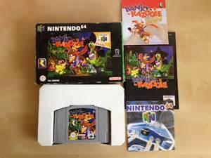 Banjo-Kazooie N64 Game