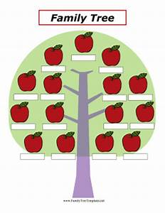 apple family tree images reverse search With family tree template for mac