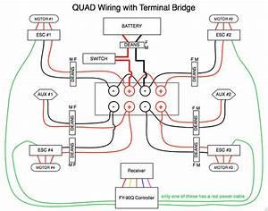 Quad Wiring Diagram