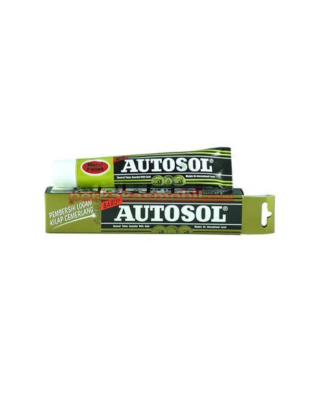 autosol metal 50 gram pasta pembersih dan pengkilap