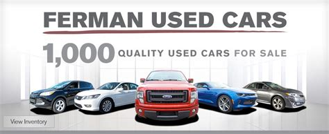 car dealer  cars ferman automotive group