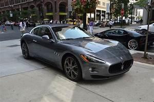 Maserati Granturismo S : 2009 maserati granturismo s stock l228b for sale near chicago il il maserati dealer ~ Medecine-chirurgie-esthetiques.com Avis de Voitures