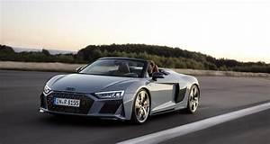 Audi R8 Fiche Technique : audi r8 restyl e photos et fiche technique ~ Maxctalentgroup.com Avis de Voitures