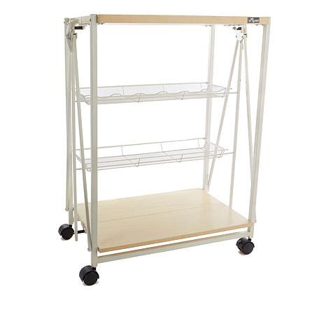 Origami Kitchen Cart by Origami Everything Kitchen Cart 8102082 Hsn