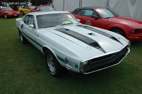 auction results  sales data   shelby mustang gt