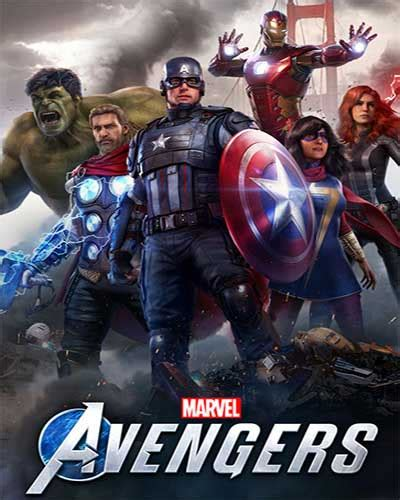 Marvels Avengers PC Game Free Download | FreeGamesDL