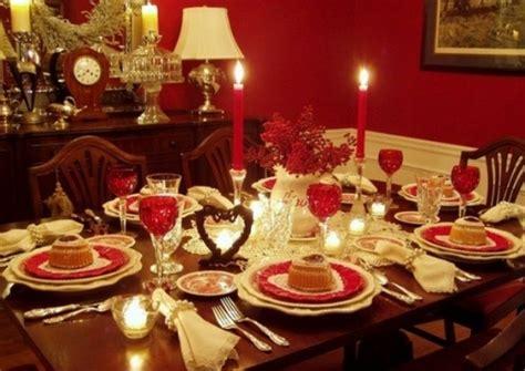 25 Idées De Déco Table St-valentin Pour Manifester Son Amour