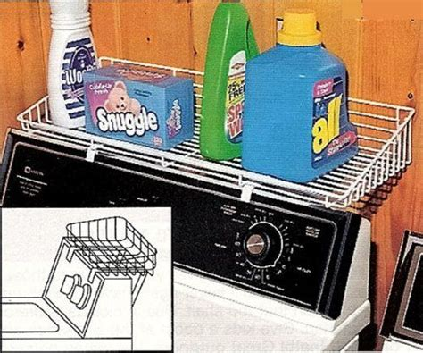 wire shelf washer and dryer pin by karis confalone on home kitchen