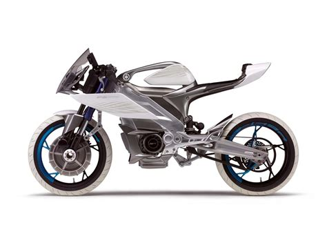 Yamaha Pes2 Electric Sportbike Concept Unveiled At Tokyo